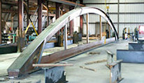 Structural Steel Rolling Services